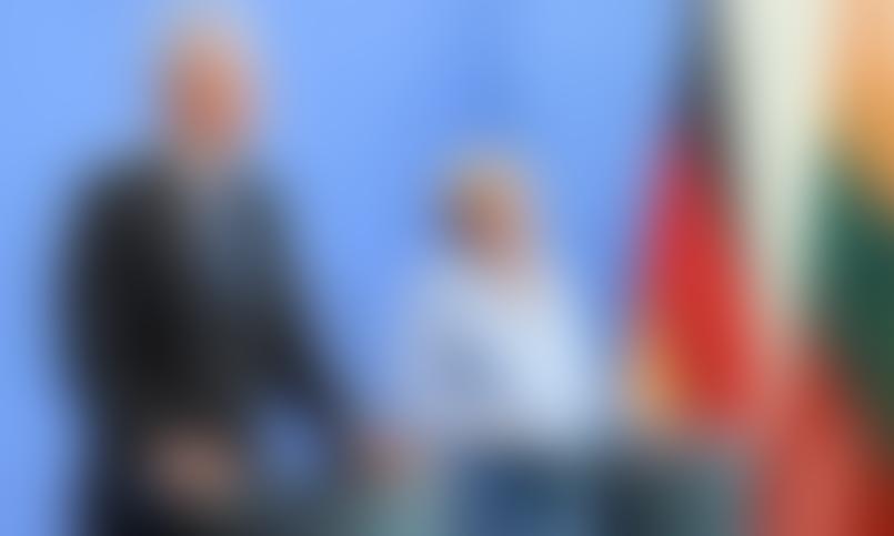 Меркель и Науседа обсудили Украину и «Северный Поток-2»