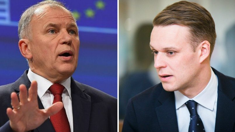 Член Еврокомиссии отЛитвы обвиняется «в симпатии кБелАЭС»