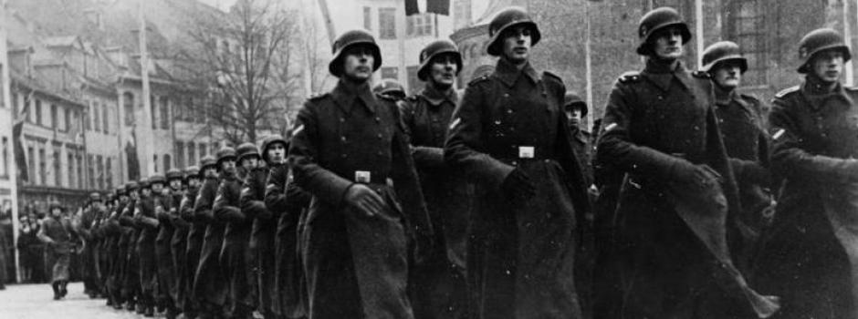 Где во времена ВОВ орудовали кровожадные батальоны прибалтийских карателей