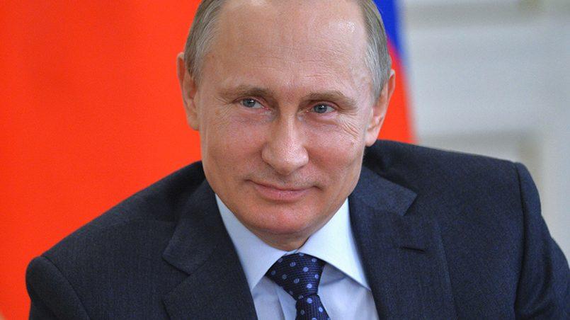 Путин объявил оготовности РФ ксотрудничеству сЛатвией