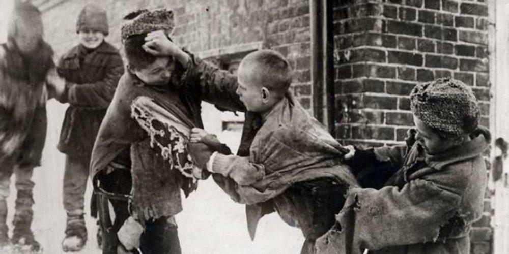 Небитое поколение доведёт мир до войны