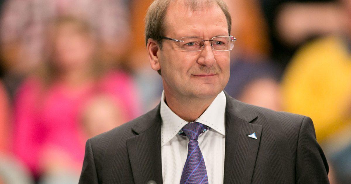 Uspaskich: Lietuva gali tapti pasaulio centru, tačiau valdantieji to nemato
