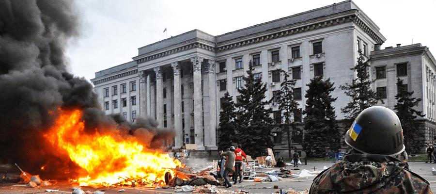Профессор Хагтвет, Центр по изучению Холокоста и национальных меньшинств и фашизм на Украине