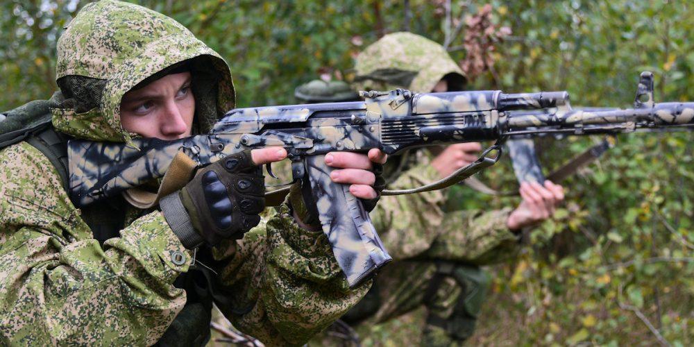 «Запад-2017»: учения прошли, Прибалтика снова не оккупирована