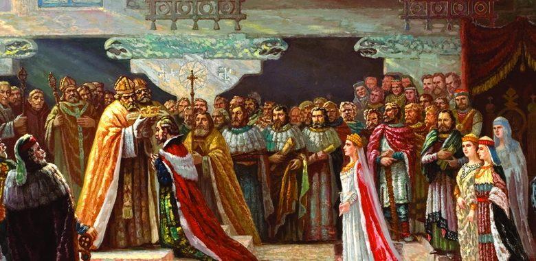 жекой князь миндаугас миндовг фото можно