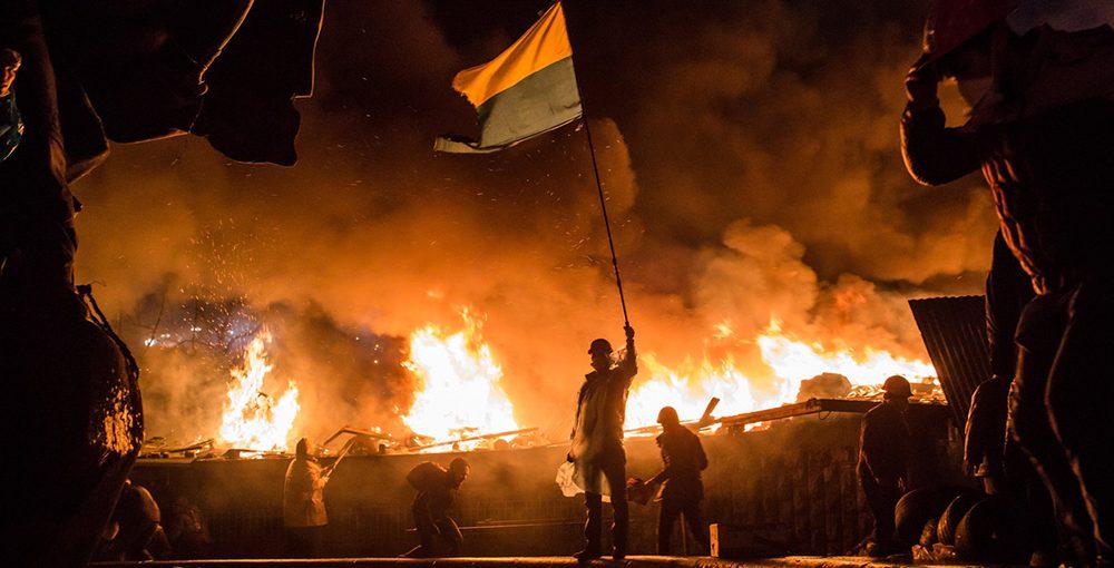 Годовщина Евромайдана: скакали за «европейский рай» — оказались в «африканском аду»