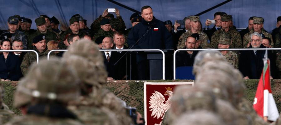 Миссия завершена: Польша окончательно превращается в прифронтовую страну