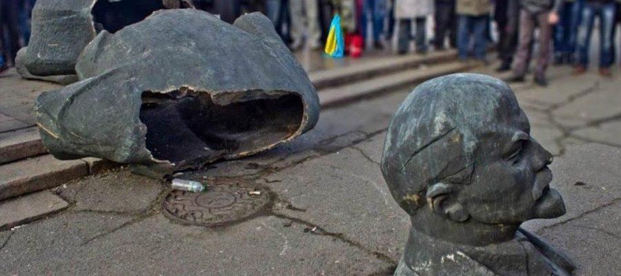 Прощай, Ильич: декоммунизация Украины превратилась в деиндустриализацию