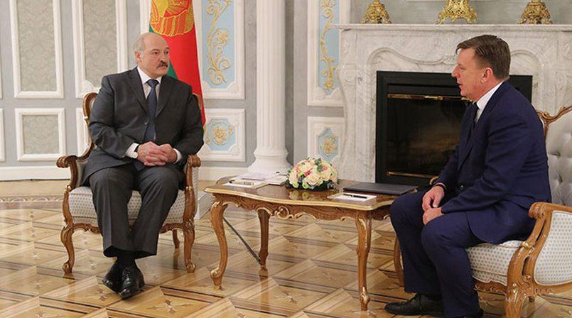 Лукашенко: Мыникогда небудем дружить слюбой страной против РФ