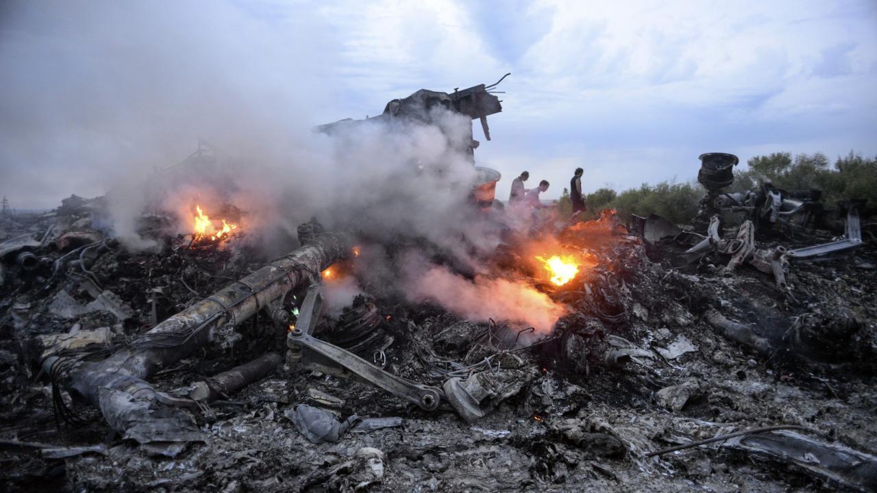 РФ предоставила международному следствию дополнительные данные окрушении Boeing вгосударстве Украина