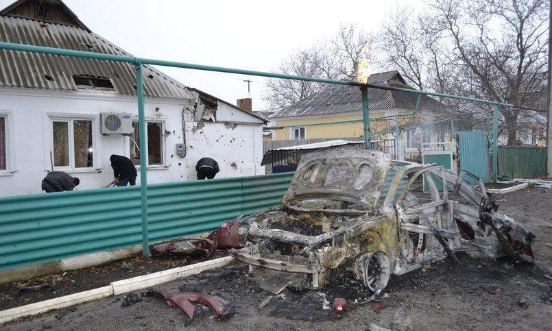 ВСУ выпустили потерритории ДНР неменее 900 боеприпасов