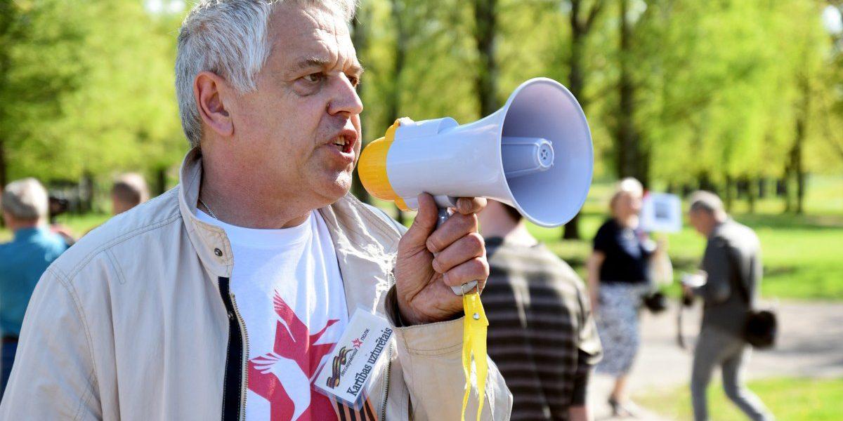 Дело Гапоненко: в Латвии судят за критику нацизма