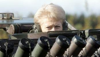 What Grybauskaite is afraid of… or Lithuania's State Security Department shoots itself