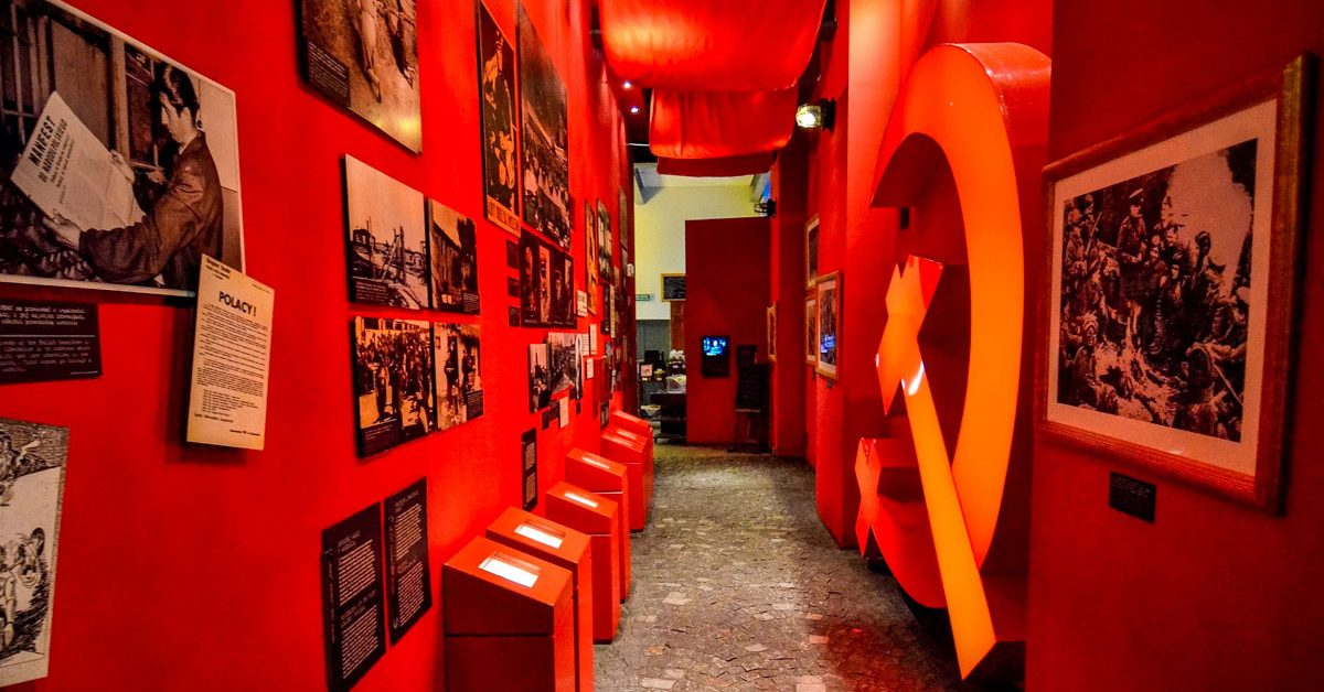 Ночь в Музее оккупации: Польша