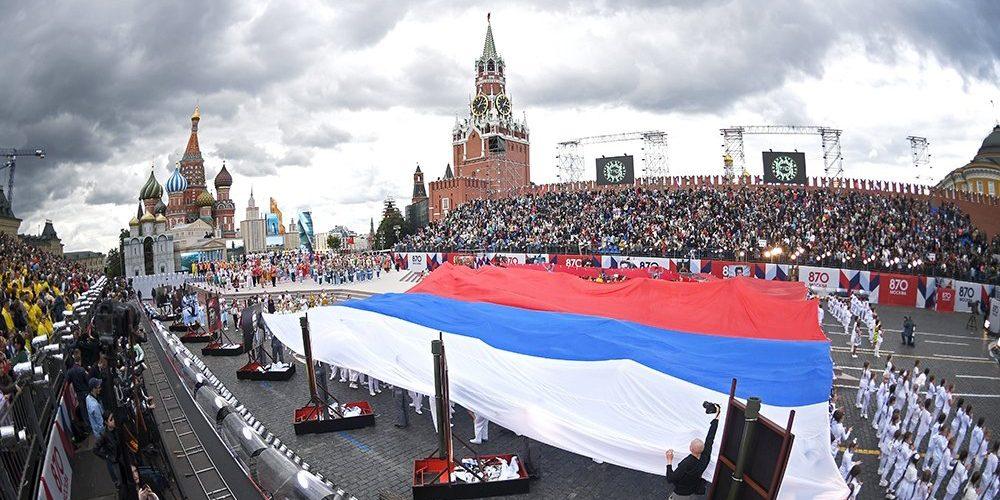 Россия — естественный союзник свободных народов