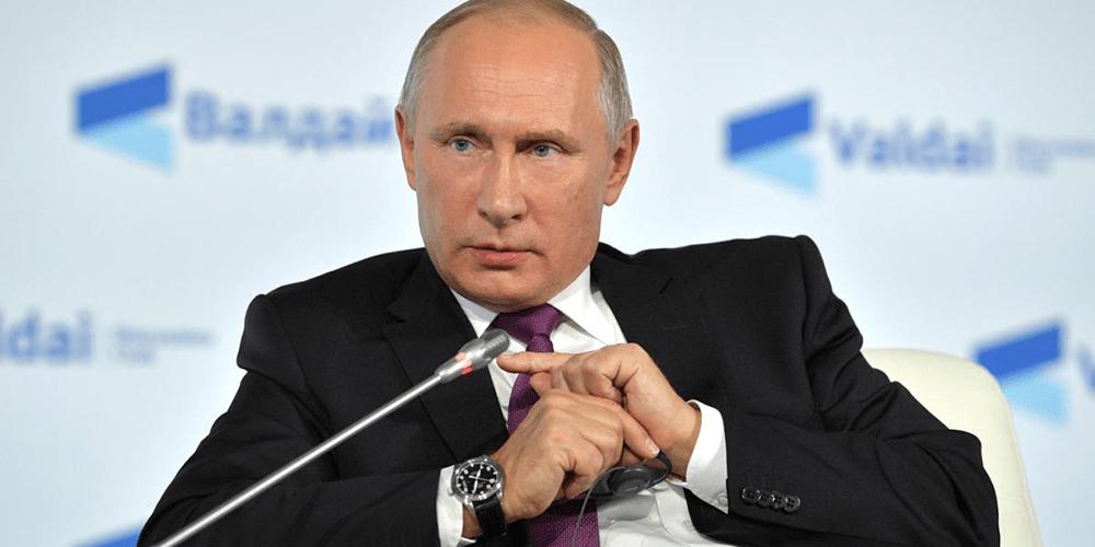 Итоги «Валдая». Путин: «Мы слишком вам доверяли»