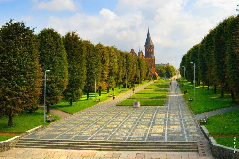 В Калининграде пройдёт фестиваль «Архитектурное наследие»