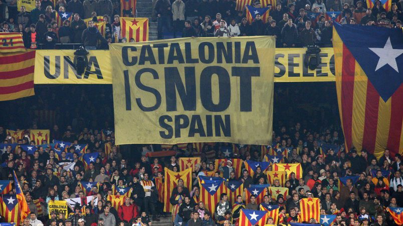 Суд запретил парламенту Каталонии собираться для провозглашения независимости