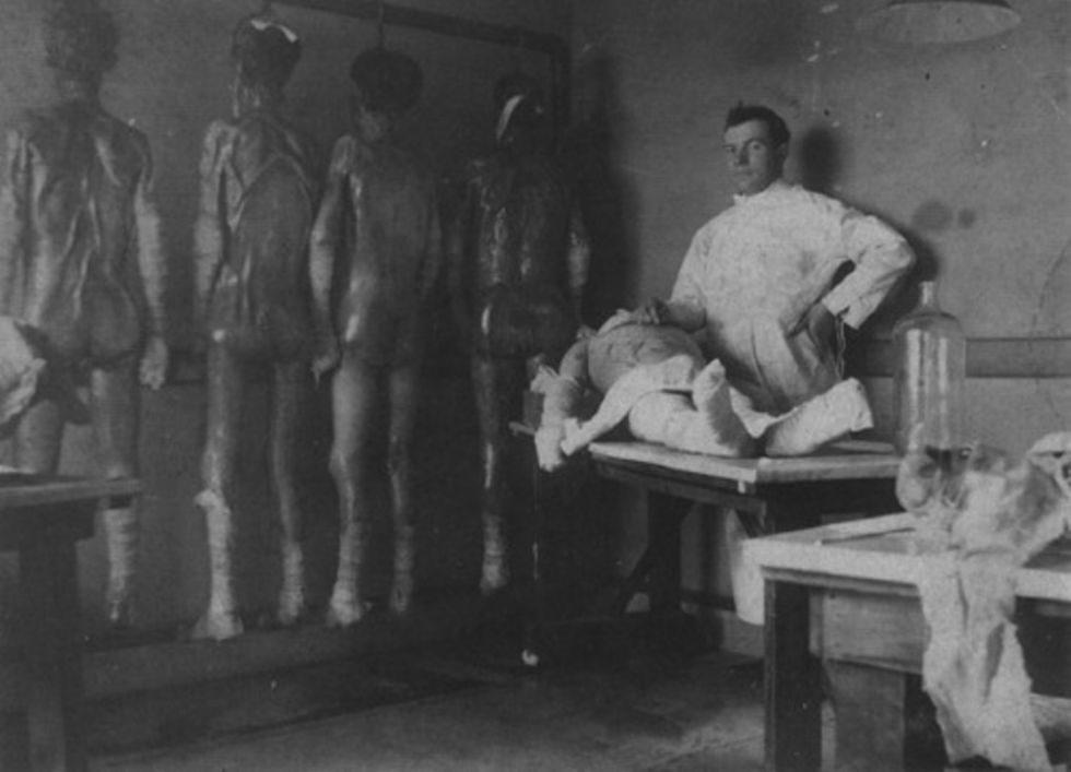 Йозеф Менгеле: «доктор Смерть» из Освенцима