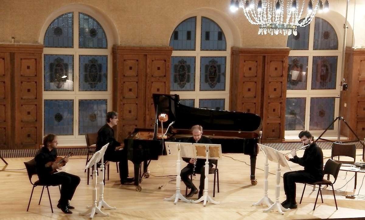 В Клайпеде выступил Московский ансамбль современной музыки