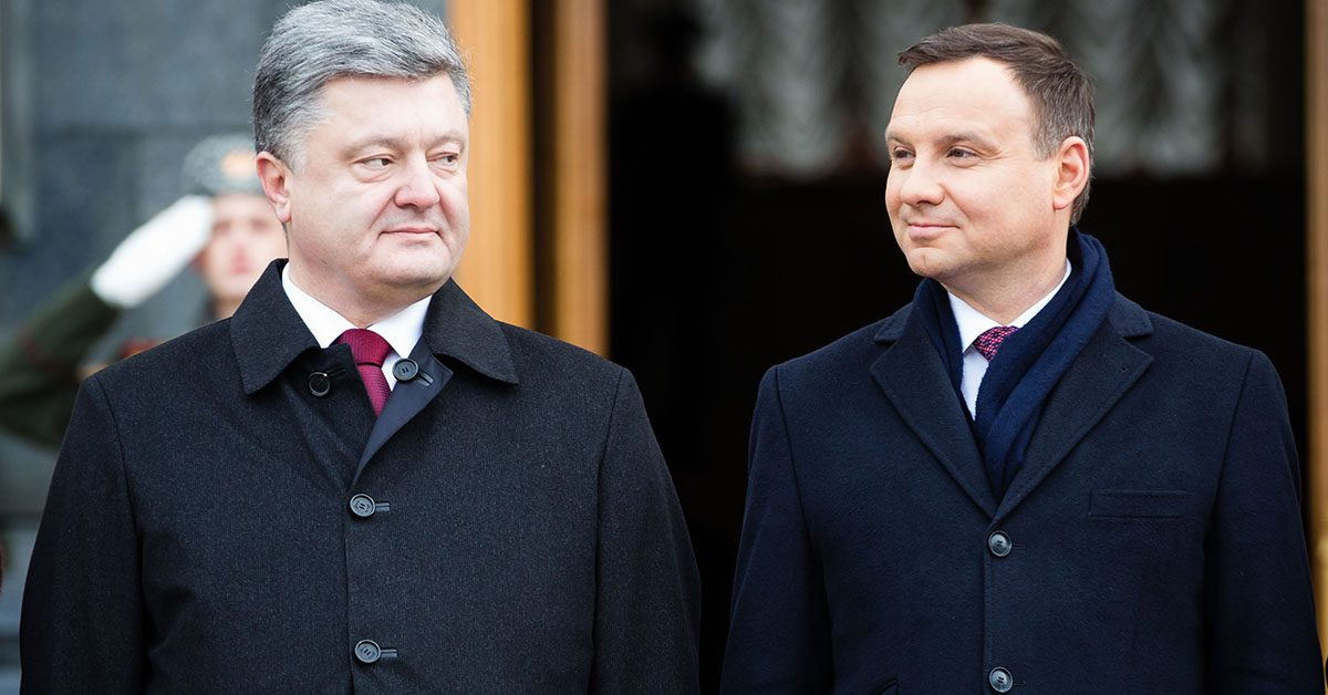 Польша меняет восточную политику. Отношения с Украиной уже не будут прежними