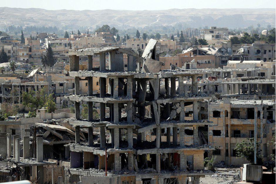 Власти Сирии пробуют помешать зачистке Ракки отИГ— Белый дом
