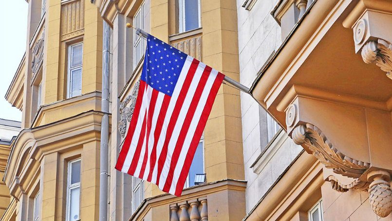 США приостановят выдачу неиммиграционных виз вРФ