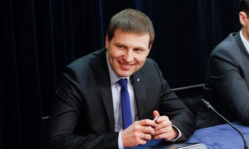 Партия перемен Эстонии получила наибольшее число голосов наместных выборах