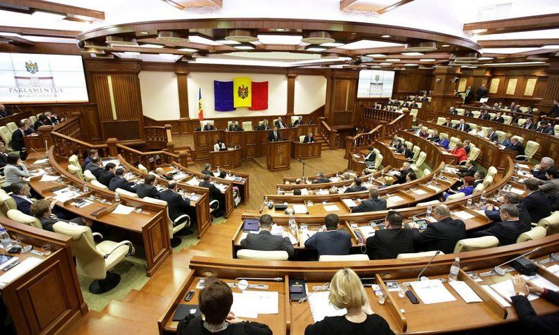 ВМолдавии парламент утвердил закон, ограничивающий трансляцию телевизионных каналов РФ
