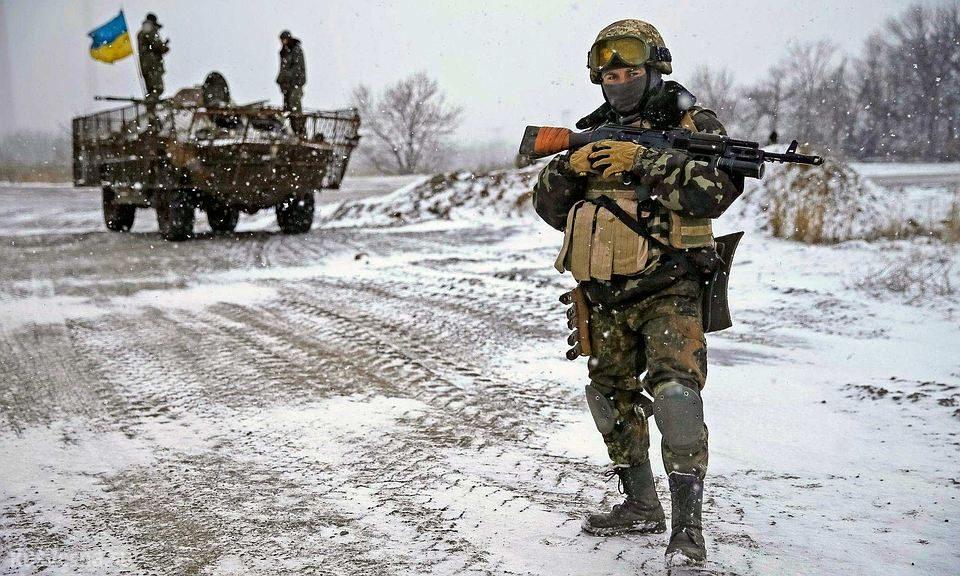 ВЛНР поведали  оминометных позициях ВСУ улинии соприкосновения