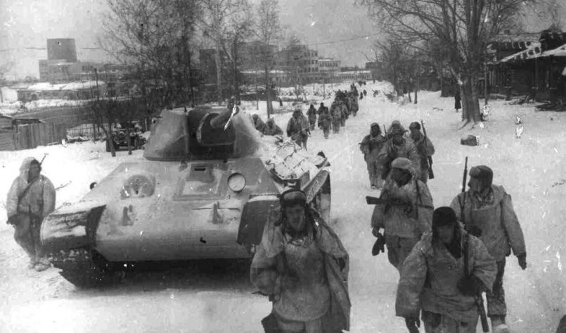 «Здесь ад. Советские солдаты не уходят из Москвы. Они начали наступать»: письма немцев из-под Москвы