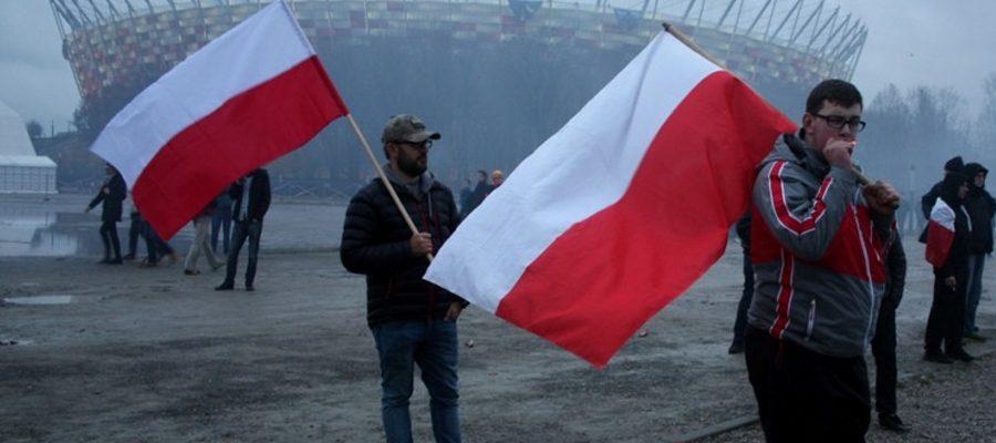 Две половины: Польша справляется со свободой