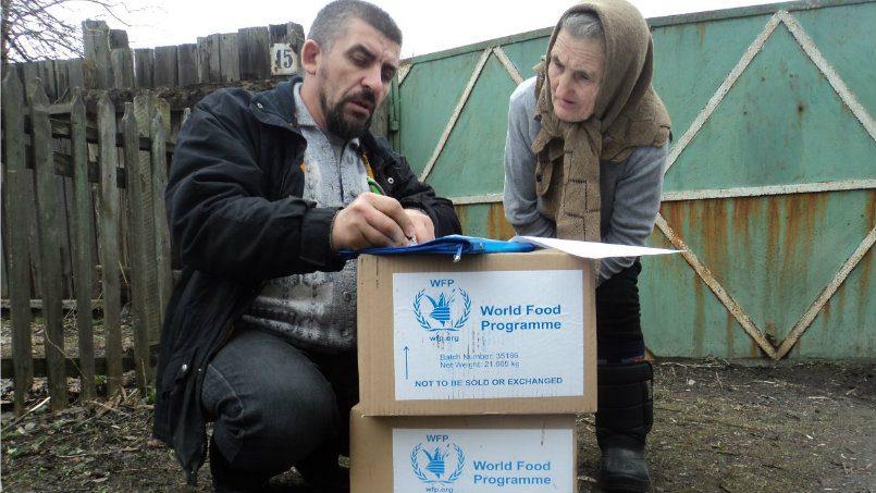 ООН уменьшает гуманитарные программы наДонбассе