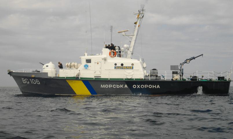 Украина хочет ввести санкции против черноморских портов РФ