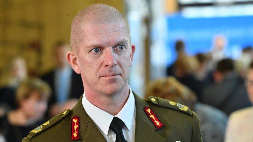 Посольство РФ ответило командующему Силами обороны Эстонии о «российской агрессии»