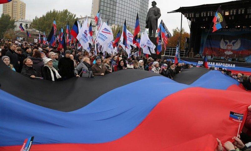 Боевики заговорили об«интеграции» Донбасса в Российскую Федерацию