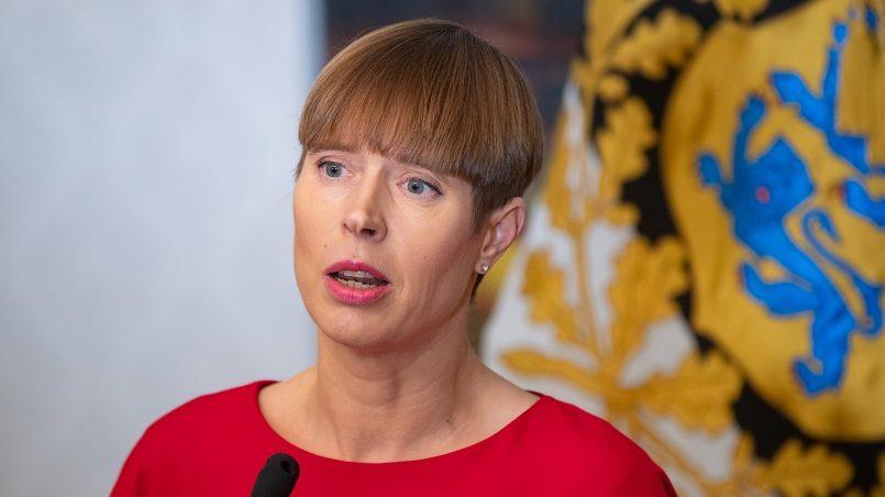 Эстония выдвинула кандидатуру президента Кальюлайд на пост генсека...
