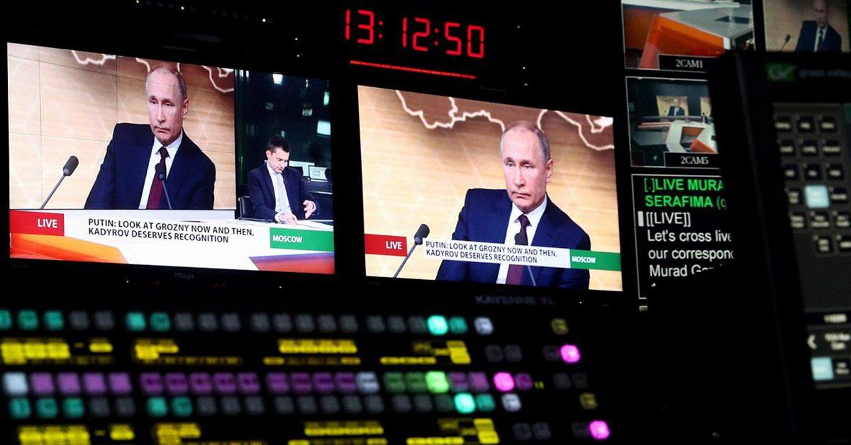 Блокировка российского иновещания обернулась позором Прибалтики