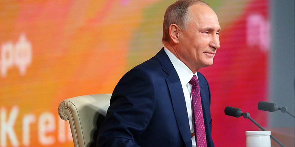 Путин ответил навопрос Собчак, сравнив Навального сСаакашвили