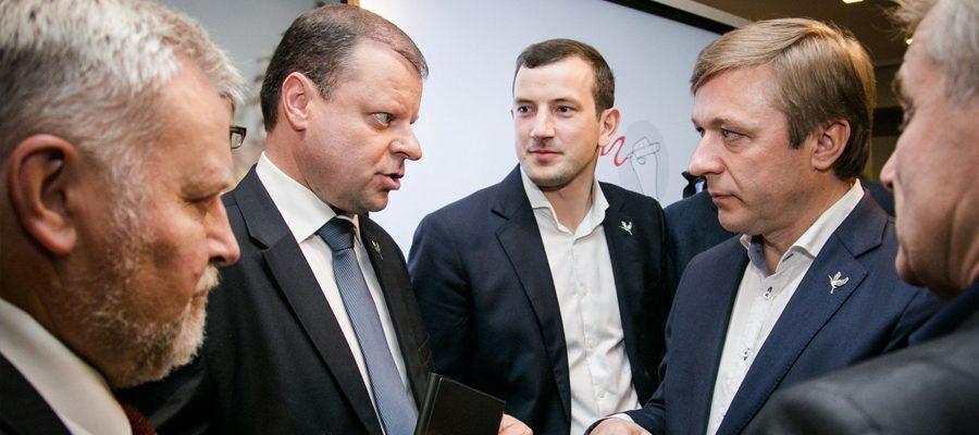 Новое правительство Литвы признало демографию главной проблемой