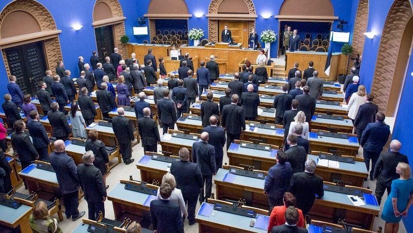 Парламент Эстонии отказался отзывать подписи под контрактом огранице сРФ