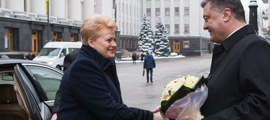 Литва готовит свержение Порошенко