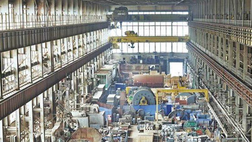 ВХарькове останавливает работу завод «Электротяжмаш»