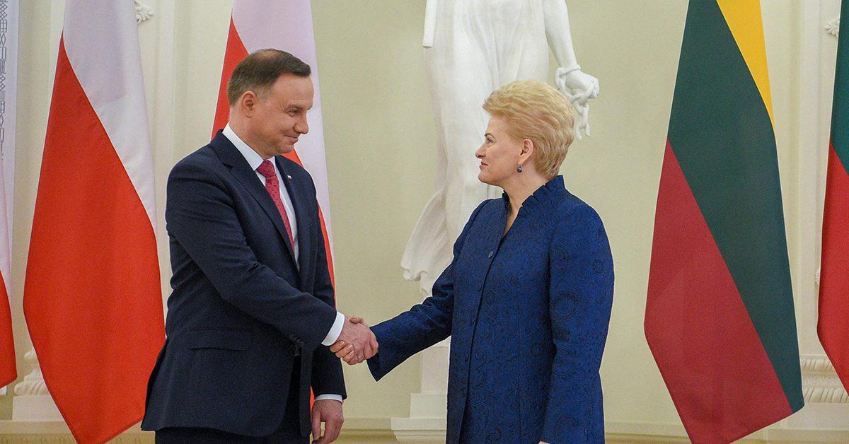 Польша и Литва как две стороны одной медали