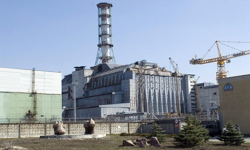 Гражданин Славутича пытался вынести сЧернобыльской АЭС радиоактивный свинец