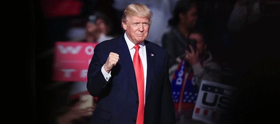Осенью этого года Европа будет рукоплескать Трампу