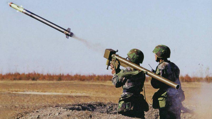 Латвия покупает уДании американские противовоздушные ракеты Stinger