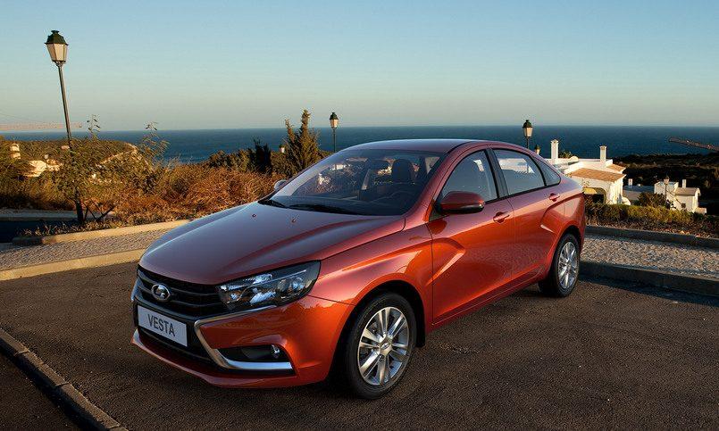 Волжский автомобильный завод собирается выпустить новые спортивные версии Лада Vesta