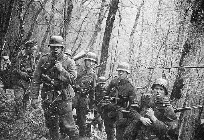 «Оборотни» в действии или «Вервольф»: как воевали партизаны Третьего рейха после 9 мая 1945 года