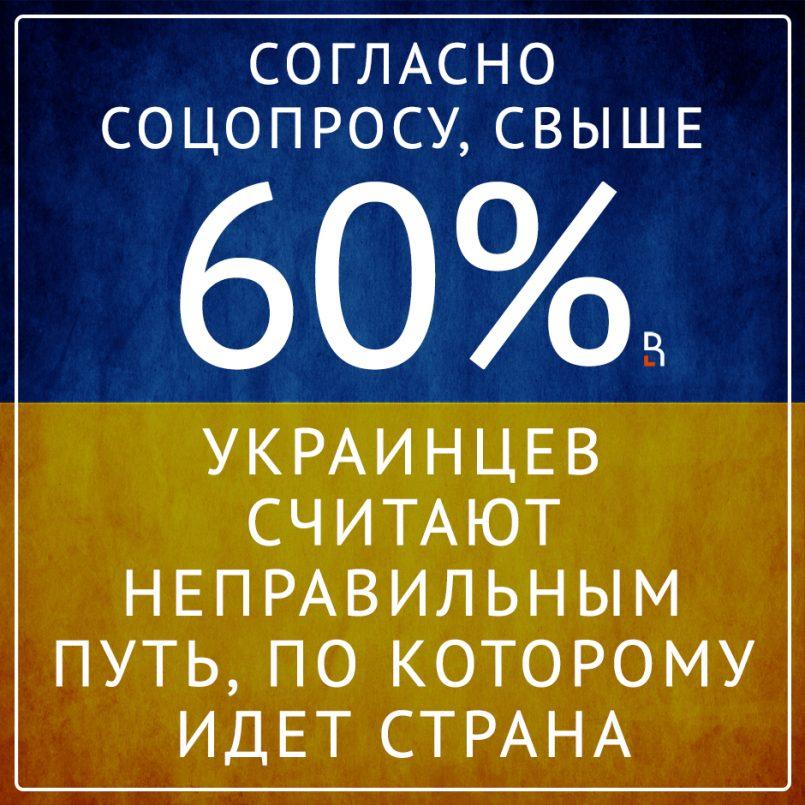 Реальные результаты Майдана!